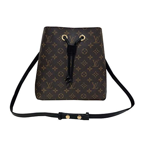 Leather NÉONOÉ BB Shoulder Bag Monogram Handabg