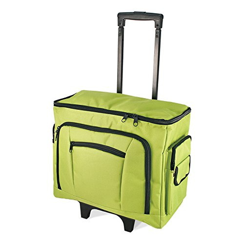 Birch 006105/G Lime Sewing Machine Trolley Bag 47 x 38 x 24cm by Birch