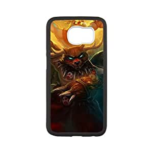 League of Legends(LOL) Primal Udyr Samsung Galaxy S6 Cell Phone Case White Fantistics gift XVC_314102