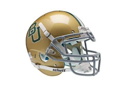 Schutt NCAA Baylor Bears Authentic XP Football Helmet [並行輸入品]   B078HXMJ3X