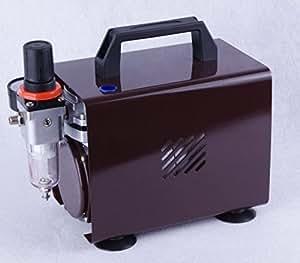 Aerógrafo compresor as18a sin aceite