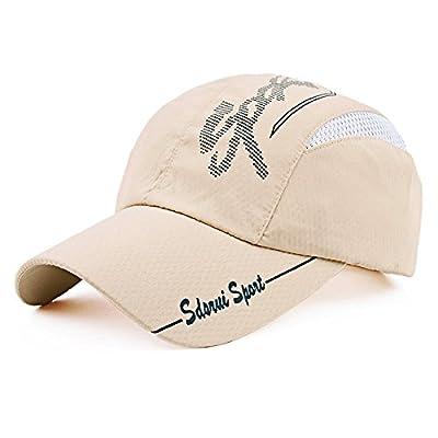 ALWLJ amateurs de sports de plein air Hommes Hat Cap Vitesse Écran solaire portable