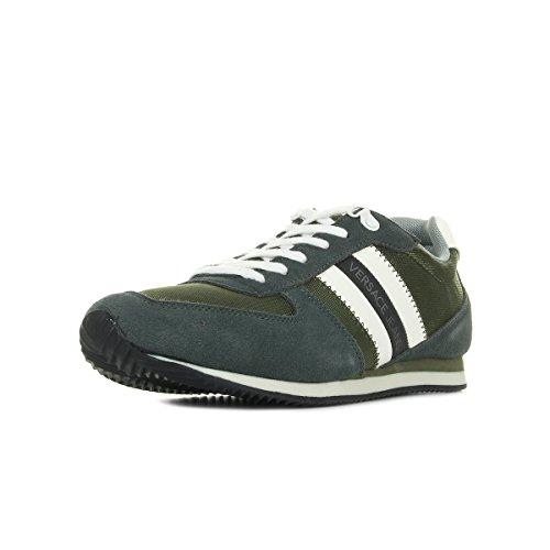 Versace Jeans Sneaker Uomo DisA3 Suede/Nylon E0YPBSA3141, Scarpe Sportive