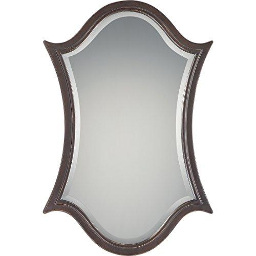 Quoizel QR2058 Vanderbilt  Wall Mirror, Palladian Bronze by Quoizel