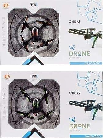 Dron Mega Creative DRON FUNKCYJNY ZDA: Amazon.es: Electrónica