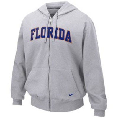 - Florida Gators CLASSIC FULL-ZIP FLEECE HOODY - Men - 2XL