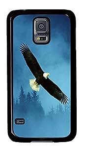 free Samsung S5 covers Bald Eagle 2 Animal PC Black Custom Samsung Galaxy S5 Case Cover