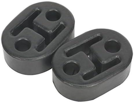 60/x 41/x 20 Sealey Ex02/gommes de fixation d/échappement Lot de 2 taille
