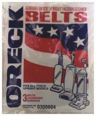 commercial 0300604 vacuum belts