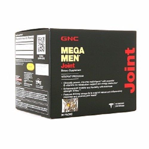 GNC Mega Men Vitapak programme, 30 Pack mixte