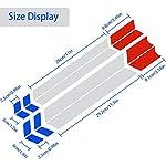 Surplex-Adesivo-Riflettente-per-Xiaomi-Mijia-M365-Scooter-Elettrico-Adesivo-Laterale-Impermeabile-Decalcomanie-Fluorescenti-Antipolvere-Forte-Viscosita-Night-Riding-Decorative-Styling-Decals