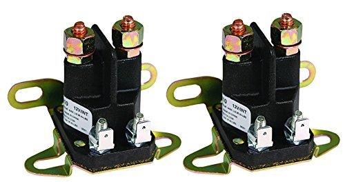 Stens 435-435 Starter Solenoid 2 Pack