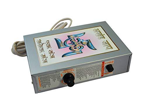 Amazingindiaonline 40 in 1 Mantra Chanting Metallic Box Om Chanting