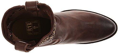 Diana Women's Boot Cut Dark Stud FRYE 77977 Western Brown O4qC5w