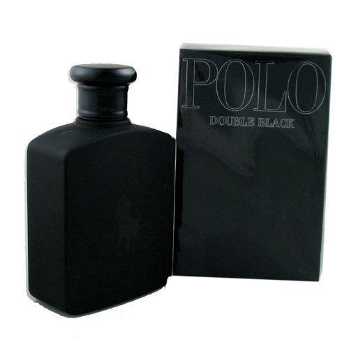 Ralph Lauren Polo Double Black Eau de Toilette Spray - 125ml-4.2oz