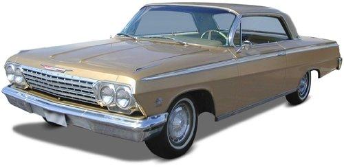 Revell 1:25 62 Chevy  Impala Hardtop 2n1