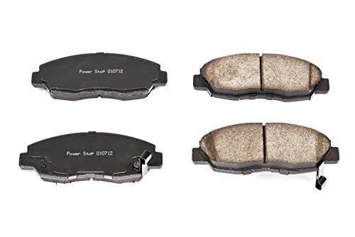 Power Stop 16-465 Z16 Evolution Front Ceramic Brake Pads (2009 Honda Civic Brake Pads)