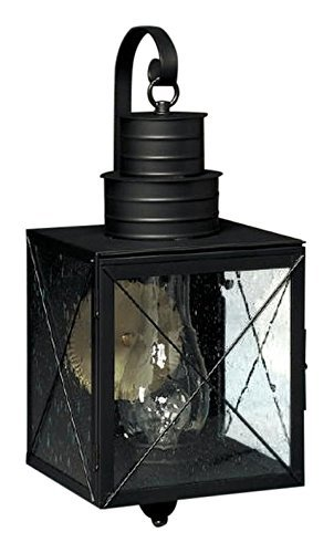 (Brass Traditions 211 SXBVG Large Wall Lantern 200 Series, Verde green Finish 200 Series Wall Lantern)