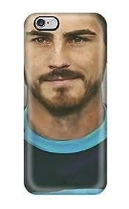 New Arrival AiHTKCE319VtWAv For Iphone 5C Case Cover Case(iker Casillas Art )