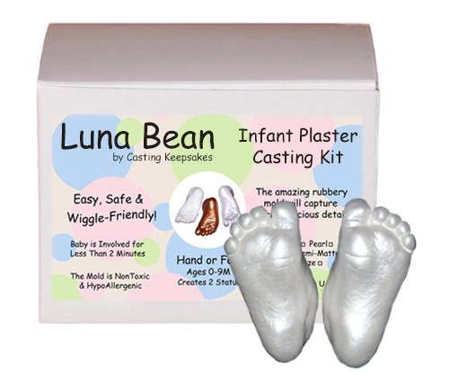 infant plaster casting kit - 1