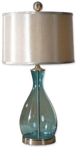 Uttermost 27862 1 Meena Lamp 15 X 15 X 29 Blue 29 0 Quot L X