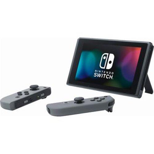 Amazon.com: Nintendo Switch - Gray Joy-Con - HAC 001 ...