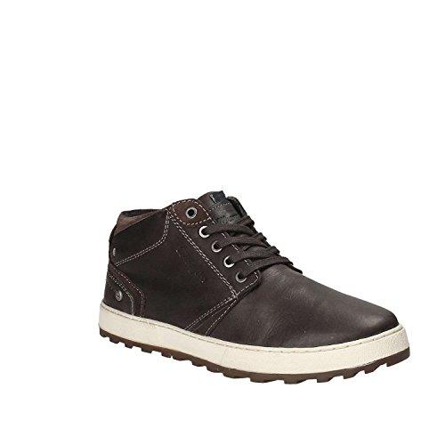 WM172170 Hombre Gris Wrangler Zapatos Con Cordones 1vwFFpqd