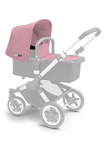 Pink Buffalo (Bugaboo Buffalo Tailored Fabric Set, Soft Pink)