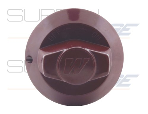 stove knobs red - 6