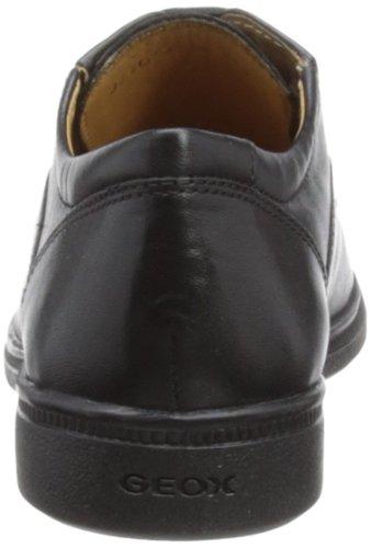 Geox Cfederico1 Oxford (Little Kid/Big Kid),Black,34 EU/3 M US Little Kid by Geox (Image #2)