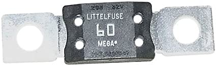 EZGO 602632 Mega Fuse 60-Amp
