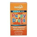 Vetoquinol Puppy Liquid Vitamin Drops, 1-Ounce, My Pet Supplies
