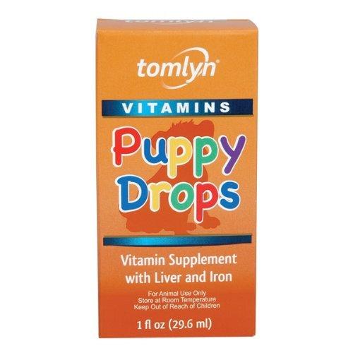 Tomlyn Puppy gouttes supplément de vitamine pour chiens