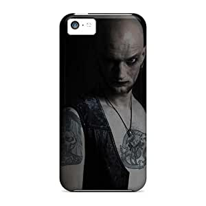 KennethKaczmarek Iphone 5c Scratch Resistant Hard Cell-phone Case Support Personal Customs Trendy Dissection Band Pattern [puJ20091mbbY]