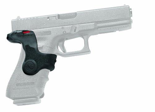 UPC 610242000708, Crimson Trace Lasergrip for Glock 17, 17L, 19, 22, 23, 32, 34, 35, 37, 38, Black