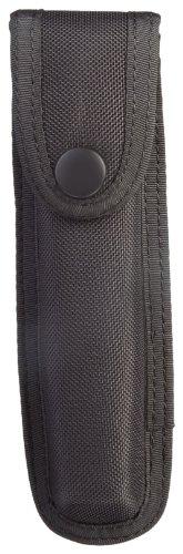 - Uncle Mike's Sentinel Molded Nylon Mini Flashlight Holder, Black