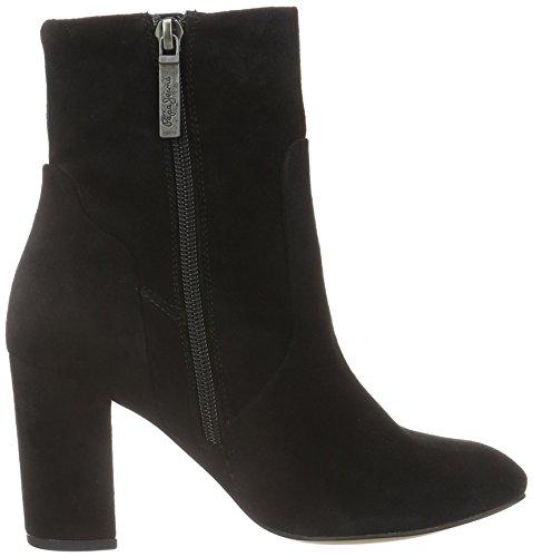 Para Por Estar Pepe De Dylan Casa Negro Zip black 999 Mujer Zapatillas Jeans wwxTqaU