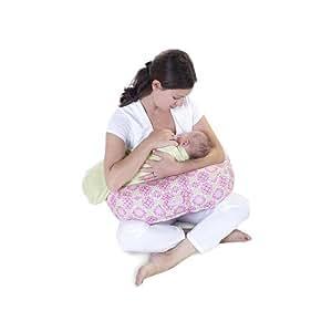 FAO Schwarz Nursing Pillow – Pink