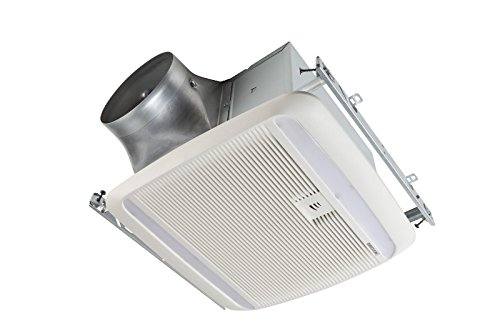 Broan ZB110HL1 Ultragreen 110CFM Multi Speed Humidity Sensing Fan/LED