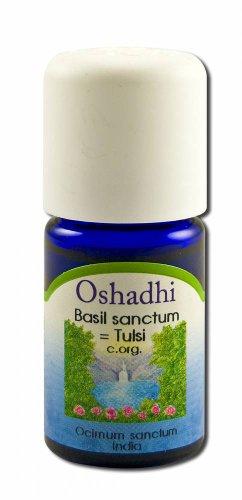 Essential Oil Singles Basil, Sanctum Tulsi 5 -