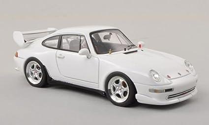 Porsche 911 (993) Cup 3.8, white, Model Car, Ready-made
