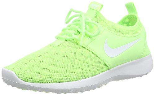 Nike Women's Juvenate Running Shoe Ghost Green/White Black