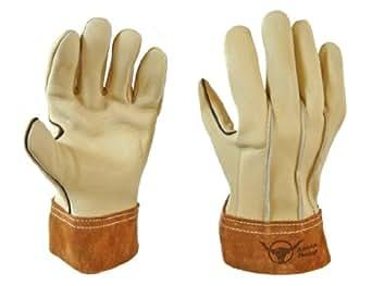 Ranch Hand Goatskin Gloves - Size 7