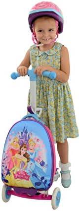 Disney Princess M14377 Valise Trottinette