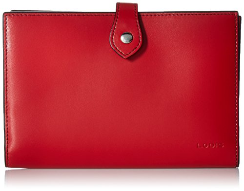 Lodis Audrey Chrissy Convertible Wallet, Red by Lodis