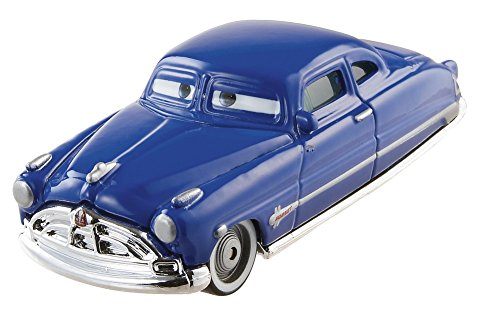 Disney/Pixar Cars, 2015 Radiator Springs Die-Cast Vehicle, Doc Hudson #11/19, 1:55 Scale ()
