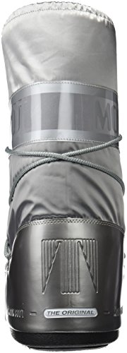 Boots Boot Argento Grigio Moon WoMen Snow Glance ApxPwHWRq