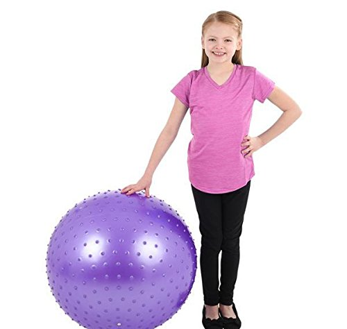 24'' KNOBBY BALL, Case of 3 by DollarItemDirect