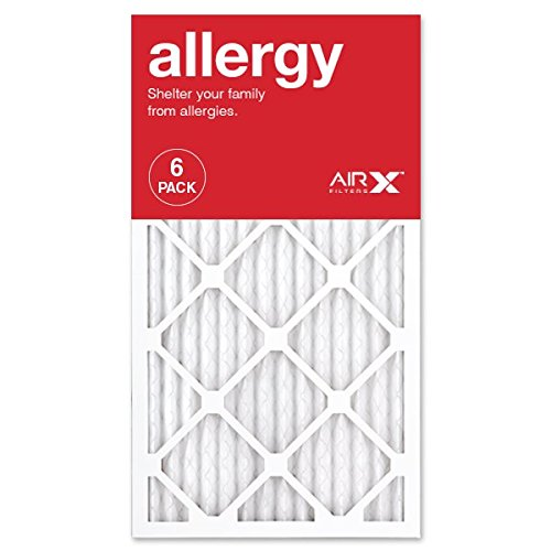 AIRx ALLERGY 14x25x1 Pleated Filter product image