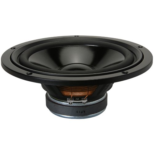 """Visaton W200S-4 8"""" Woofer with Treated Paper Cone 4 Ohm"""